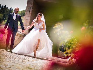 Le nozze di Armando e Luana