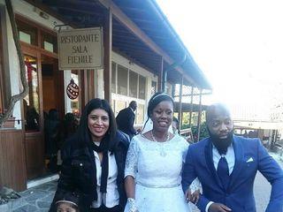 Le nozze di Zebihi e Habib/Christelle 1