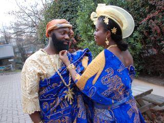 Le nozze di Zebihi e Habib/Christelle 2