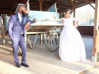 Le nozze di Zebihi e Habib/Christelle