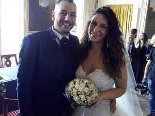 Le nozze di Cristina e Elio
