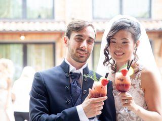 Le nozze di Manuel e Yuriko