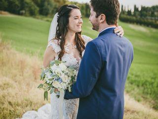 Le nozze di Claudia e Mattia