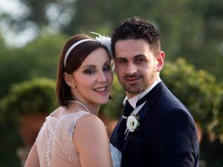 Le nozze di Sabrina e Cosimo
