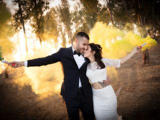 Le nozze di Mariangela e Gaspare