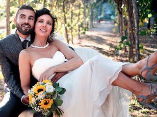 Le nozze di Graziella e Davide