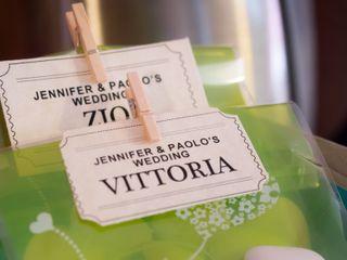 Le nozze di Jennifer e Paolo 3