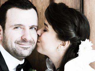 Le nozze di Jennifer e Paolo