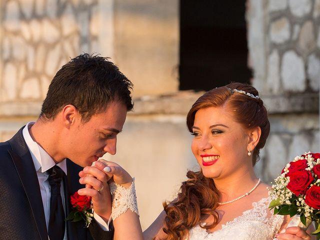 Il matrimonio di Liberato e Catherine a Gioia Sannitica, Caserta 23