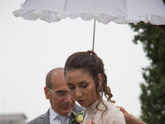 Il matrimonio di Alessandro e Giada a Novara, Novara 26