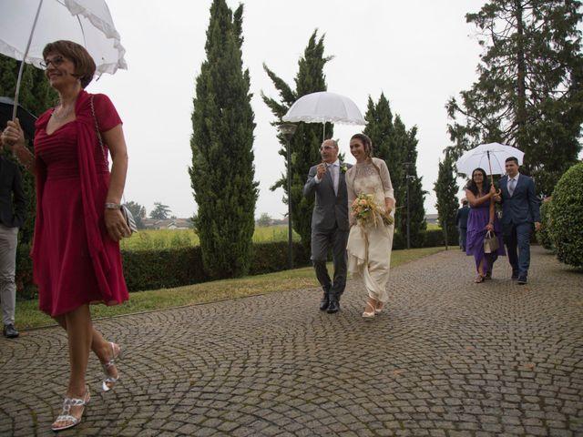 Il matrimonio di Alessandro e Giada a Novara, Novara 27
