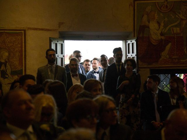 Il matrimonio di Alessandro e Giada a Novara, Novara 32