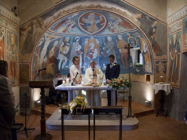 Il matrimonio di Alessandro e Giada a Novara, Novara 35