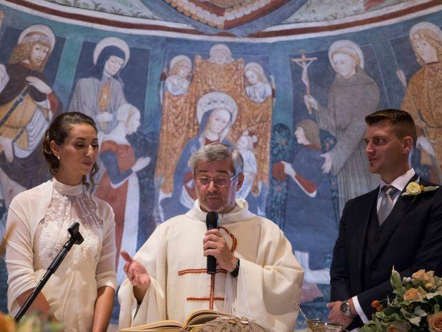 Il matrimonio di Alessandro e Giada a Novara, Novara 36