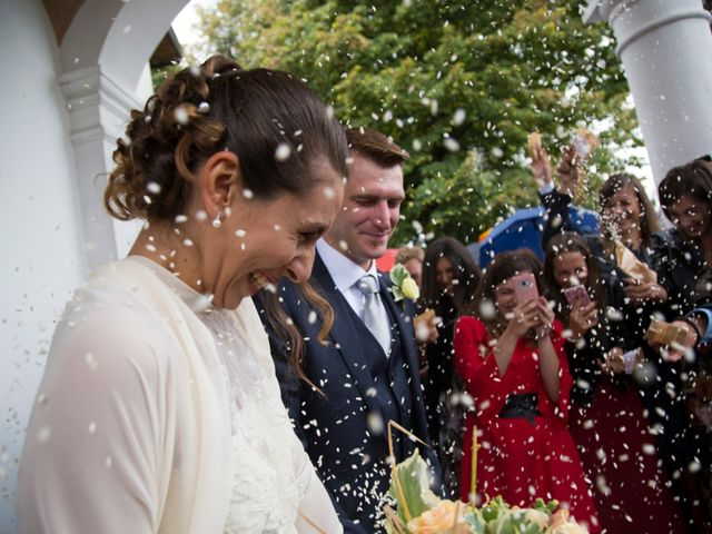 Il matrimonio di Alessandro e Giada a Novara, Novara 41