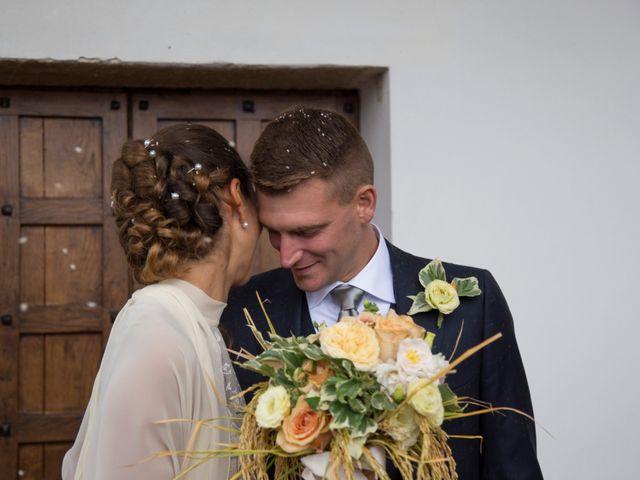 Il matrimonio di Alessandro e Giada a Novara, Novara 43