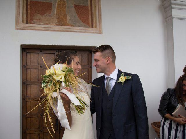 Il matrimonio di Alessandro e Giada a Novara, Novara 44