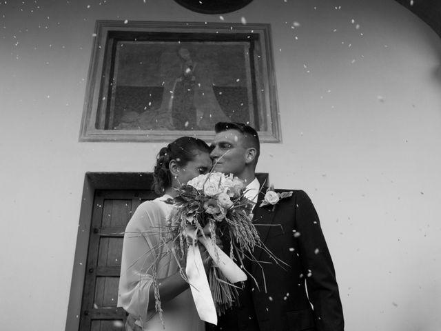 Il matrimonio di Alessandro e Giada a Novara, Novara 45