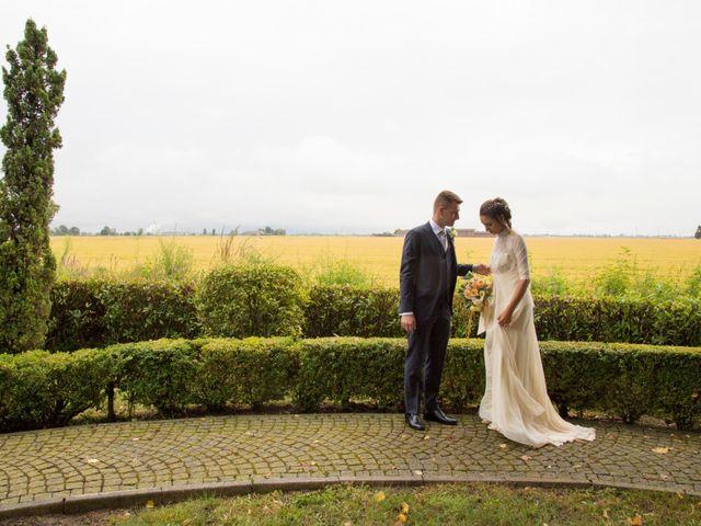 Il matrimonio di Alessandro e Giada a Novara, Novara 54