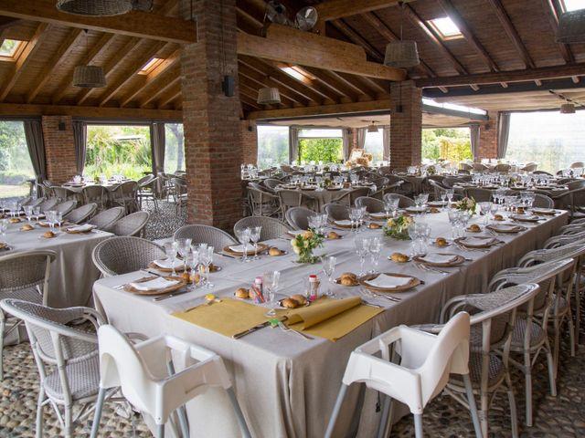 Il matrimonio di Alessandro e Giada a Novara, Novara 68