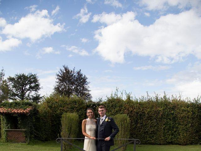 Il matrimonio di Alessandro e Giada a Novara, Novara 75
