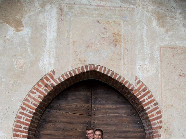 Il matrimonio di Alessandro e Giada a Novara, Novara 76