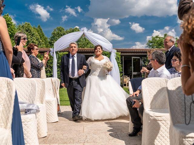 Il matrimonio di Antonio e Grazia a Verona, Verona 8