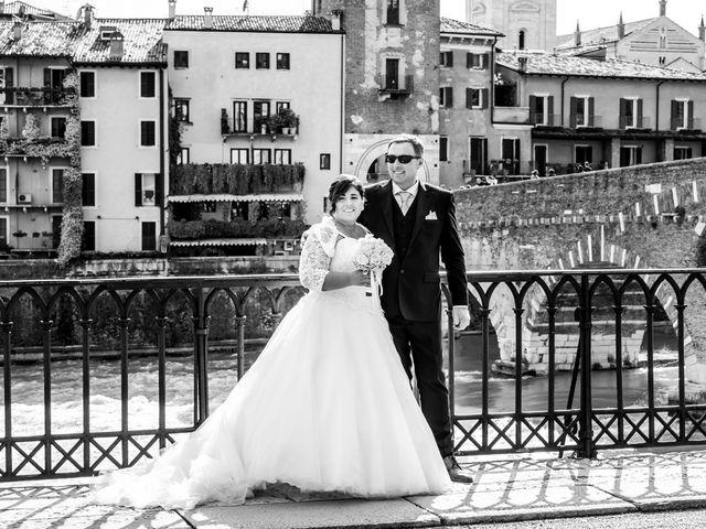 Le nozze di Grazia e Antonio
