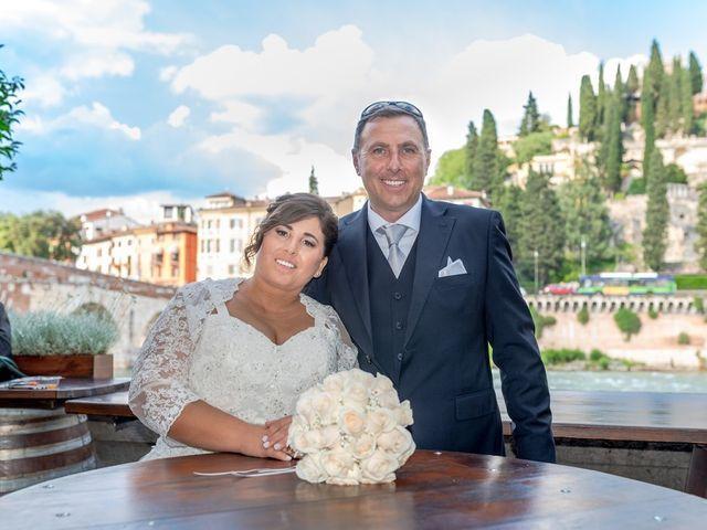 Il matrimonio di Antonio e Grazia a Verona, Verona 12
