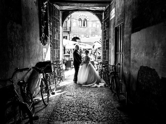Il matrimonio di Antonio e Grazia a Verona, Verona 1