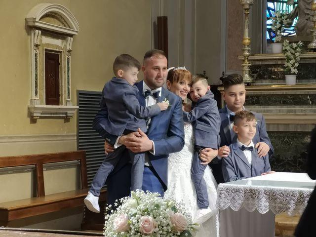 Il matrimonio di Davide  e Barbara  a Pieve Emanuele, Milano 3