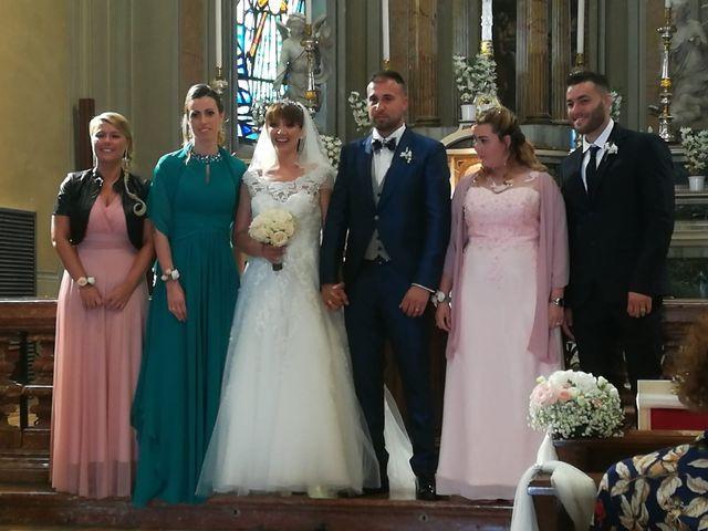 Il matrimonio di Davide  e Barbara  a Pieve Emanuele, Milano 16