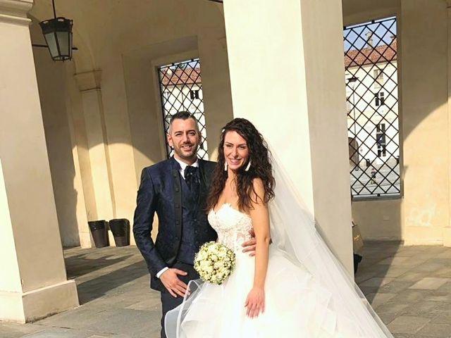 Il matrimonio di Elio  e Cristina a Venaria Reale, Torino 1