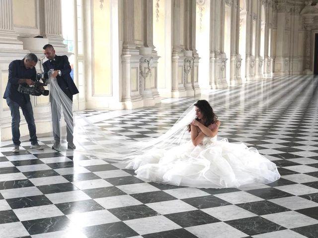 Il matrimonio di Elio  e Cristina a Venaria Reale, Torino 5