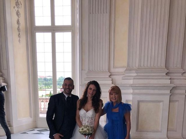Il matrimonio di Elio  e Cristina a Venaria Reale, Torino 6