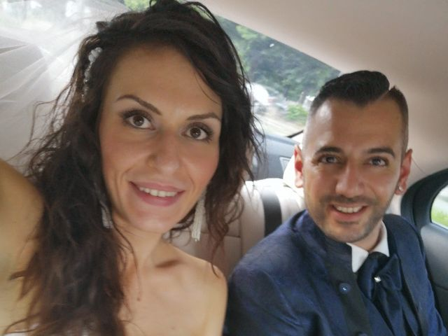 Il matrimonio di Elio  e Cristina a Venaria Reale, Torino 12