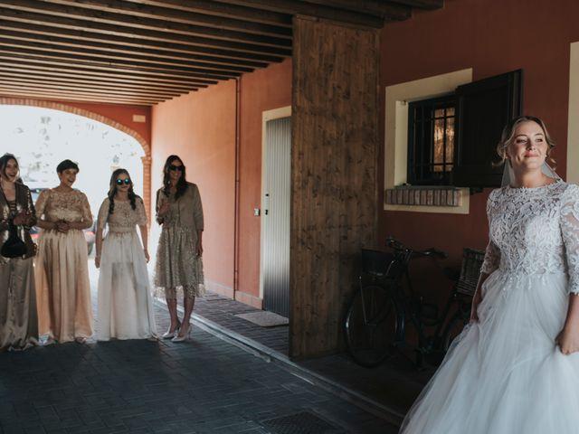 Il matrimonio di Federico e Elisabetta a Castelnovo di Sotto, Reggio Emilia 13