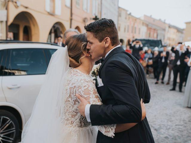 Il matrimonio di Federico e Elisabetta a Castelnovo di Sotto, Reggio Emilia 15