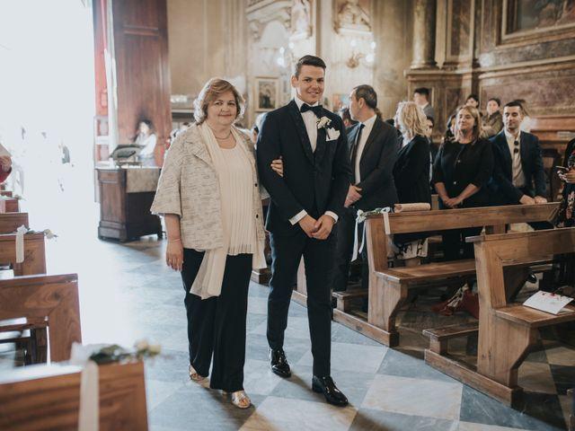 Il matrimonio di Federico e Elisabetta a Castelnovo di Sotto, Reggio Emilia 17