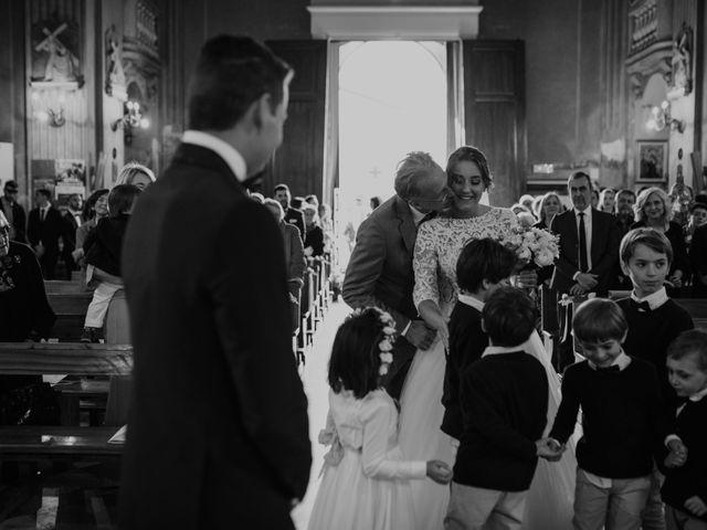 Il matrimonio di Federico e Elisabetta a Castelnovo di Sotto, Reggio Emilia 18