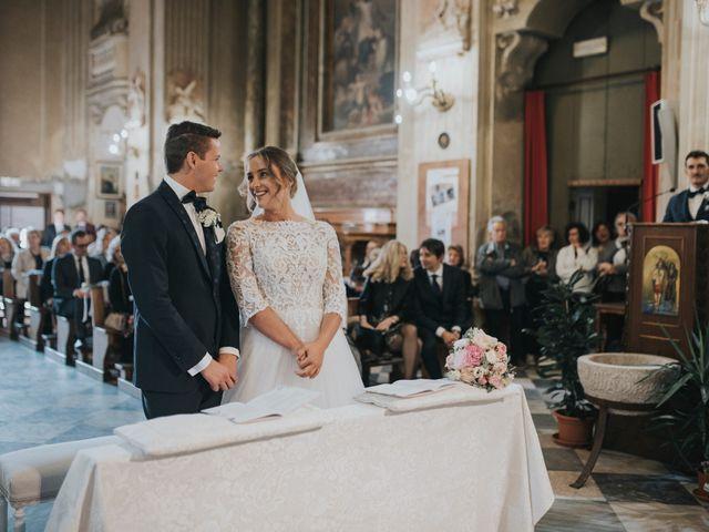 Il matrimonio di Federico e Elisabetta a Castelnovo di Sotto, Reggio Emilia 19