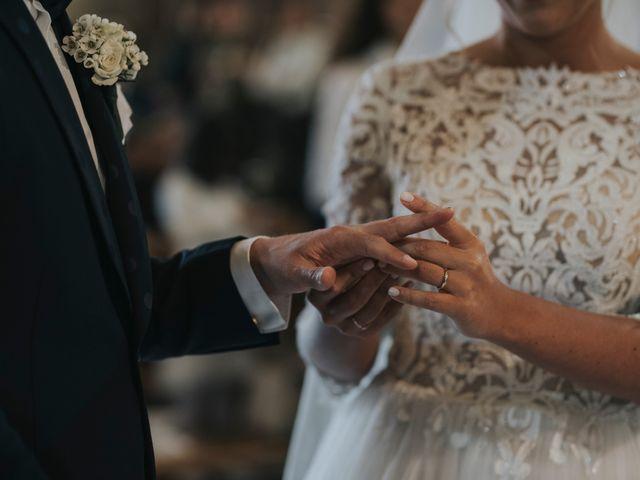 Il matrimonio di Federico e Elisabetta a Castelnovo di Sotto, Reggio Emilia 22