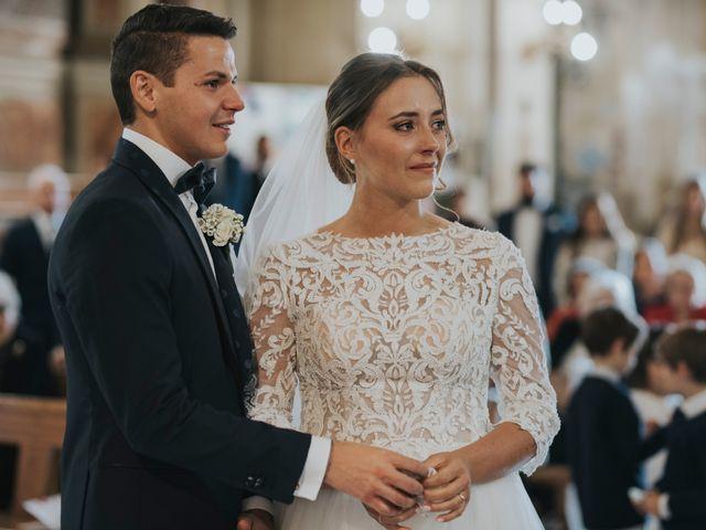 Il matrimonio di Federico e Elisabetta a Castelnovo di Sotto, Reggio Emilia 23