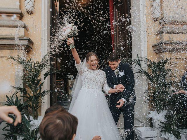 Il matrimonio di Federico e Elisabetta a Castelnovo di Sotto, Reggio Emilia 25