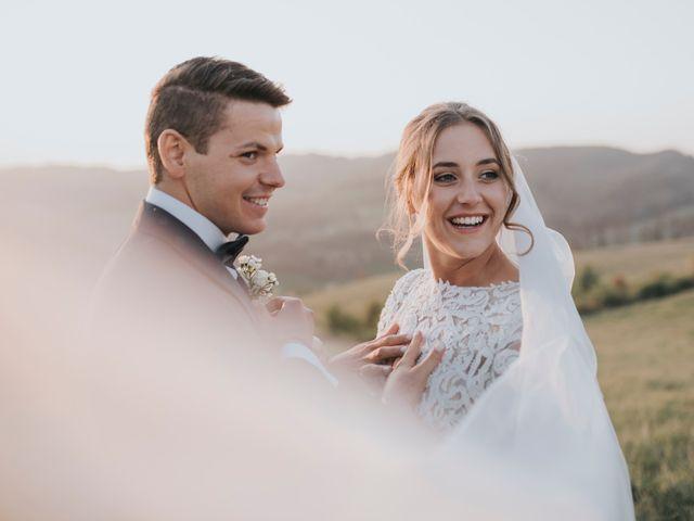 Il matrimonio di Federico e Elisabetta a Castelnovo di Sotto, Reggio Emilia 30