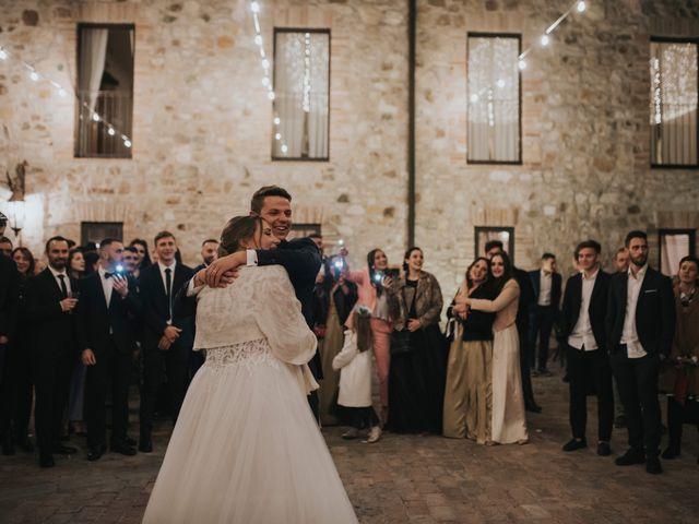Il matrimonio di Federico e Elisabetta a Castelnovo di Sotto, Reggio Emilia 56