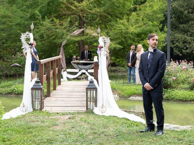 Il matrimonio di Yuriko e Manuel a Castel San Pietro Terme, Bologna 4