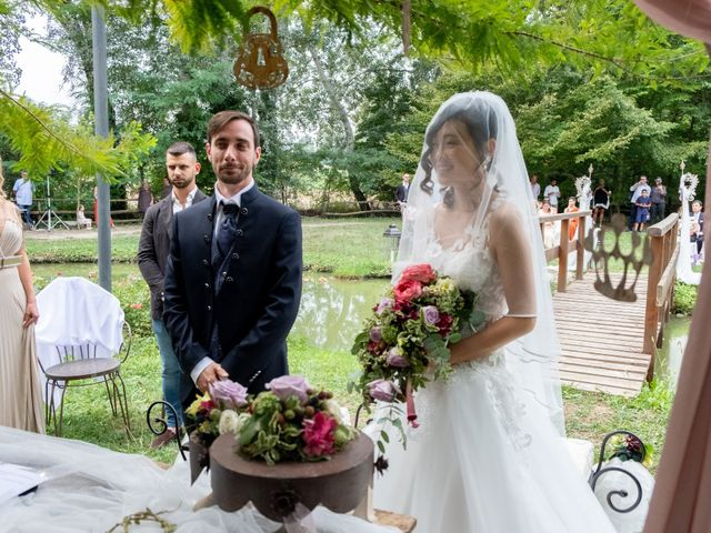 Il matrimonio di Yuriko e Manuel a Castel San Pietro Terme, Bologna 5
