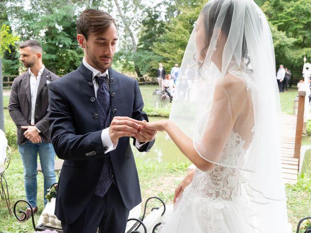 Il matrimonio di Yuriko e Manuel a Castel San Pietro Terme, Bologna 6
