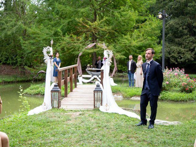 Il matrimonio di Yuriko e Manuel a Castel San Pietro Terme, Bologna 8